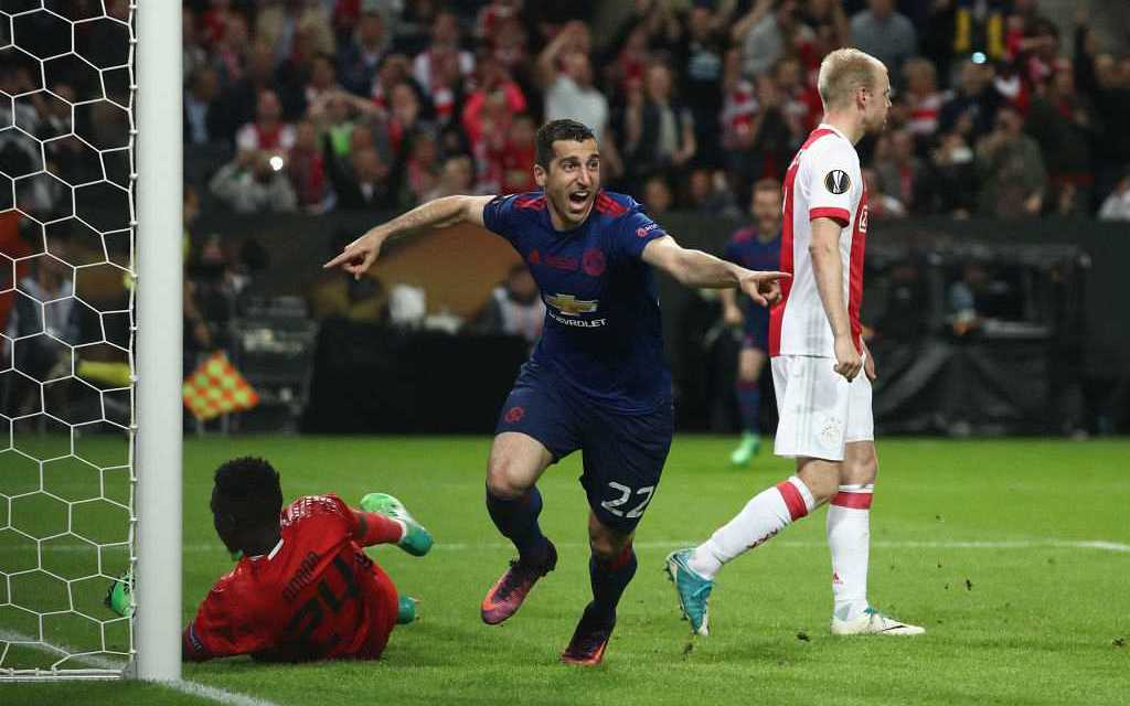 Henrikh Mkhitaryan: My best game ever came at Man Utd – not Dortmund