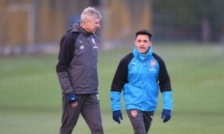 Arsene Wenger says Alexis Sanchez benching not due to transfer rumours