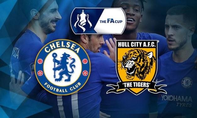 LIVE STREAM : CHELSEA VS HULL CITY (FA CUP)