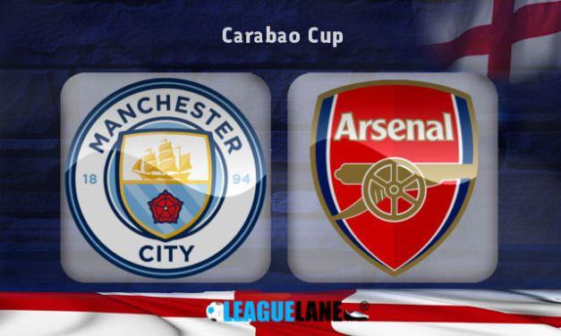 LIVE STREAM: MANCHESTER CITY VS ARSENAL (EFL CUP FINAL)