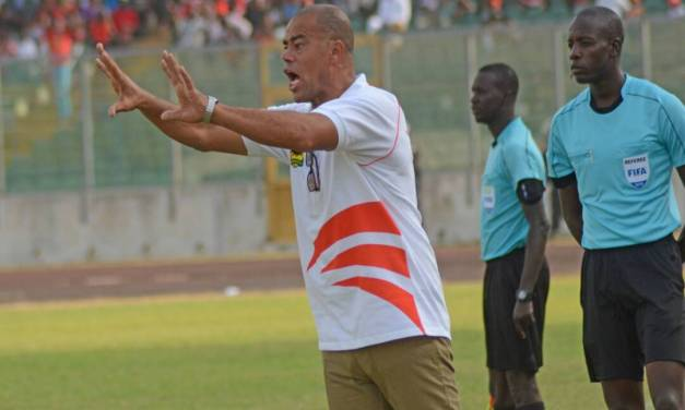 Polack denies bribery accusation after Kotoko penalty madness