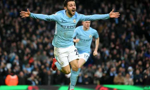 Winning the Premier League for Man City against Utd would be extra special – Bernardo Silva