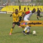 Ghana Premier league: Ashanti Gold held by Bechem in 1-1 draw