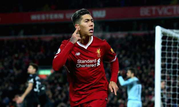 Roberto Firmino reveals who he's hoping Liverpool draw in Champions League quarter-final
