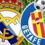 LIVE STREAM: REAL MADRID VS GETAFE (LA LIGA)