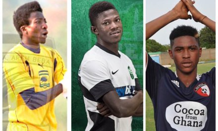 GPL2017/18 GHPL Player of the Month: March nominees