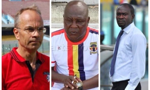 GPL2017/18 GHPL Coach of the Month: March shortlist
