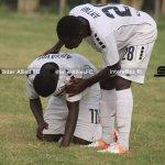 Ghana Premier League: Aduana put six past 10-men Inter Allies