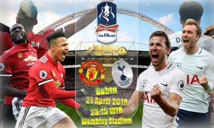 LIVE STREAM: MANCHESTER UNITED VS SPURS (FA CUP SEMIS)