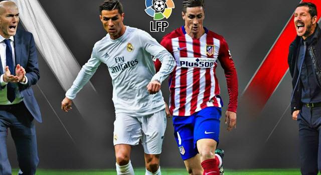 LIVE STREAM: REAL MADRID VS ATLETICO MADRID (LA LIGA)