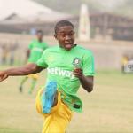 Meet 14-year-old Obeng, the youngest player ever to play Ghana Premier League
