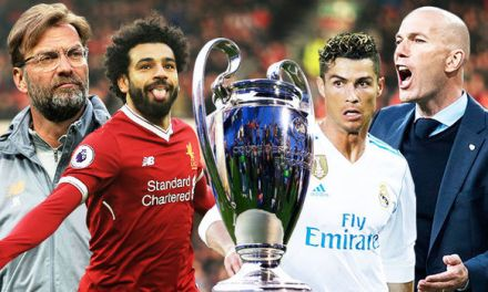 LIVE STREAM: LIVERPOOL VS REAL MADRID (UCL FINAL)