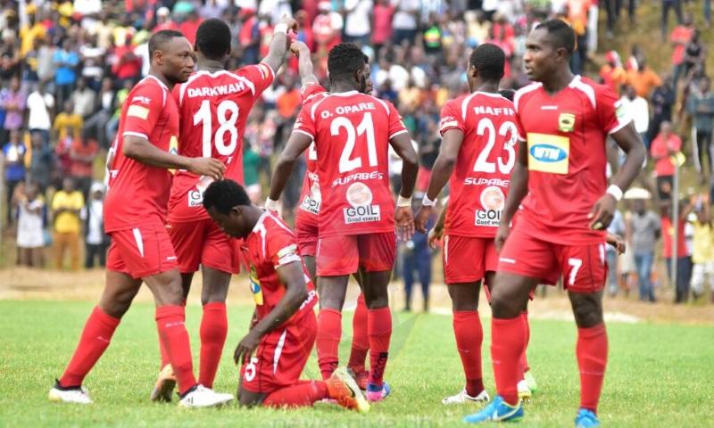 Asante Kotoko thrash Inter Allies in friendly game