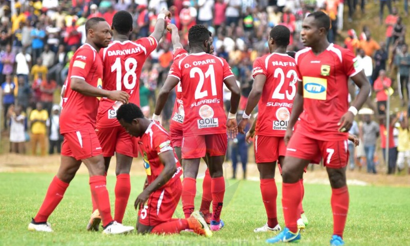 Asante Kotoko to receive $150,000 from Ghana Government