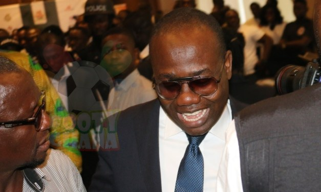 Nyantakyi granted bail
