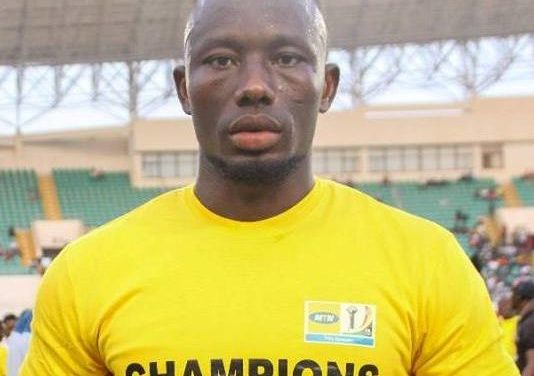 OFFICIAL: AshantiGold re-sign Sadick Adams from Kotoko