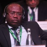 Kwesi Nyantakyi resigns as CAF 1st Vice President