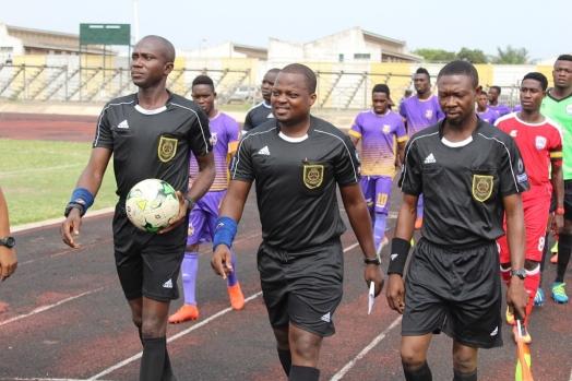 Ex-Asante Kotoko capo Joseph Hendricks lambastes Ghanaian referees over Anas' exposé