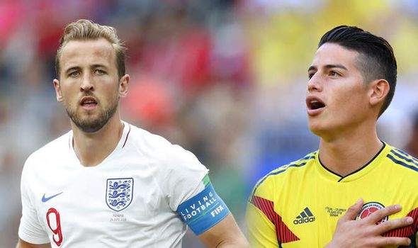 LIVE STREAM: COLOMBIA VS ENGLAND (WORLD CUP RUSSIA 2018)