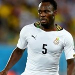Michael Essien announces retirement from international football