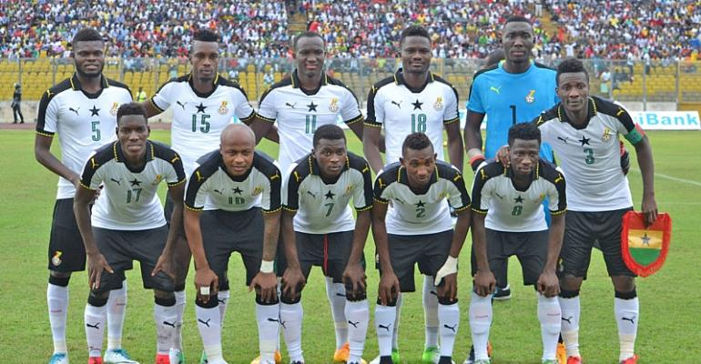 21 man squad for the AFCON 2019 qualifier