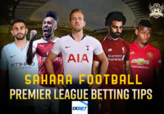 Sahara Predictions And Betting Tips (EPL Game week 32)