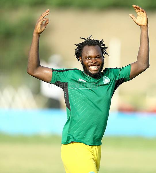 Aduana Stars striker Yahaya Mohammed accused of slapping fan after Confederation Cup defeat to ASEC