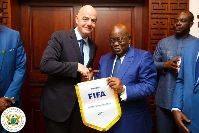 FIFA Responds To Ghana's Invitation To Meet And Discuss Issues