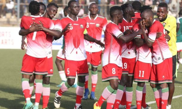 Video: Watch as Kenya beat Ghana 1-0 in 2019 Africa Cup of Nations qualifier