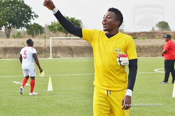 Felix Annan optimistic ahead of Zesco Clash