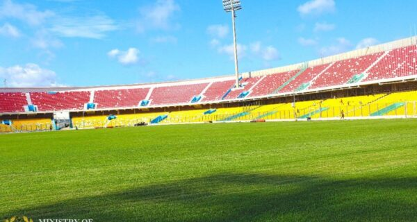 NSA announces commercial rates for the usage of the Accra Sports Stadium ahead of 2020/21 season