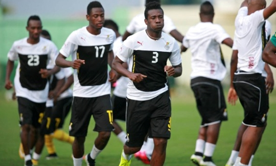 OFFICIAL: Full Ghana Black Stars squad for the 2019 AFCON: Asamoah Gyan Included