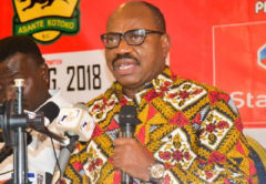 George Amoako laments over inadequate funds amidst CODVID-19 scare