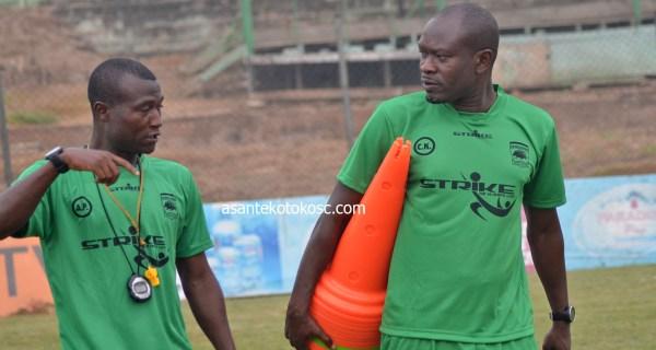 Asante Kotoko 18-Man Kotoko squad travelling to face Kariobangi Sharks