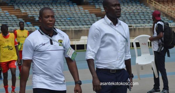 Asante Kotoko coach CK Akonnor says he is satisfied with draw against Kariobangi