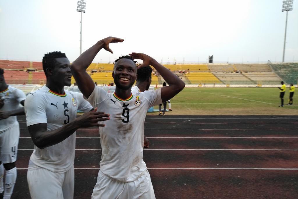 U-23 AFCON Qualifiers: Ghana beat Togo 5-1