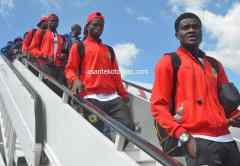 Asante Kotoko had their first training session ahead of their CAF Confed Cup