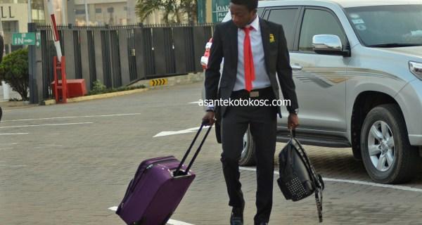 Felix Annan believes Asante Kotoko will triumph in Kenya