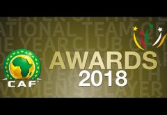 Full List of 2018 CAF Awards: Mukarama makes the cut, Thomas Partey axed