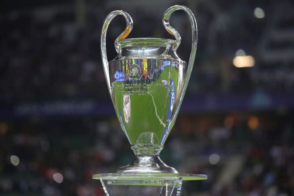 Champions League last-16 draw In Full: Liverpool face Bayern Munich as Man Utd get PSG