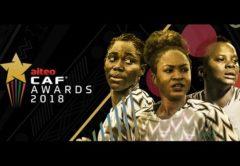 Women's Player of the Year: Kglatana, Oshoala and Ordega in final three