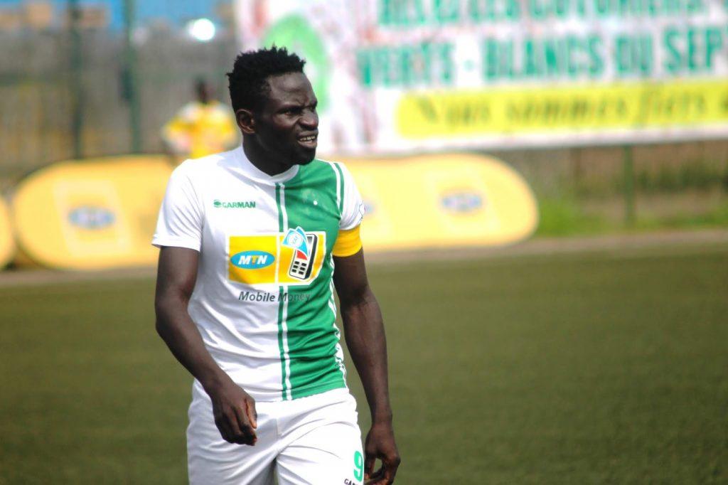 We are coming to win Kotoko - Coton Sport captain Kamilou Daouda