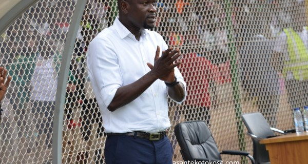 CK Akonnor challenges Kotoko players to prove their worth
