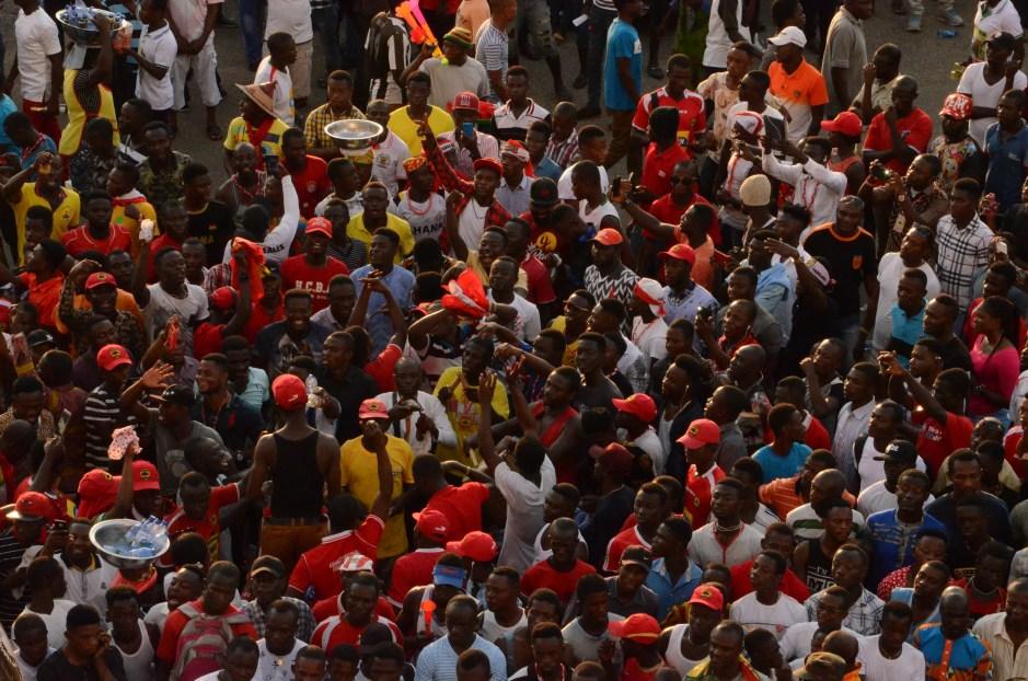 Management of Asante Kotoko declare 'Red Week' ahead of CAF CC second-leg in Kumasi