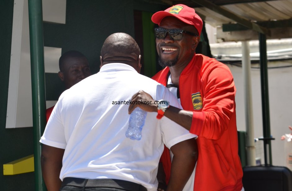 Kotoko are a good team and it wasn't easy for us - Nkana FC coach