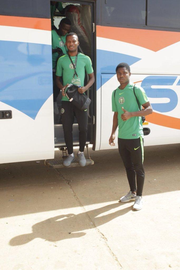 CAF U20 AFCON: Nigeria held by South Africa in Kountché Stadium