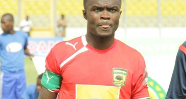 Amos Frimpong happy with new role