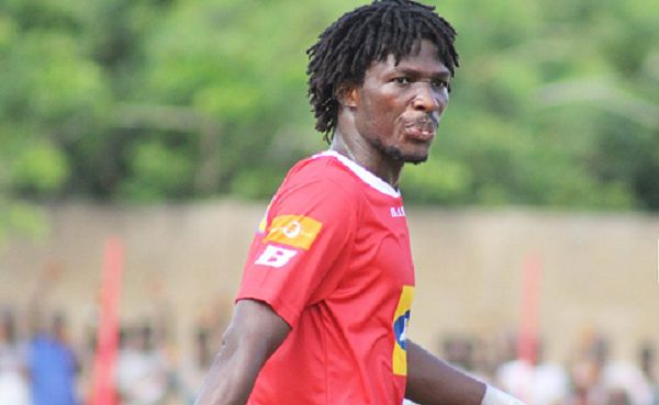 Yacouba strikes late to rescue a point for Kotoko