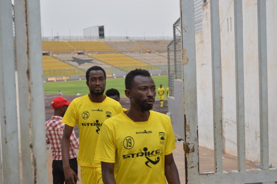 Asante Kotoko to camp in Asante Mampong ahead of Hearts clash
