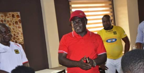 Kotoko chief Dr. Kwame Kyei comments on their qualification chances